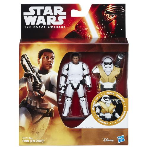 Star Wars The Force Awakens Desert Armor Finn